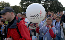 ECCO Walkathon - Charity fundraiser